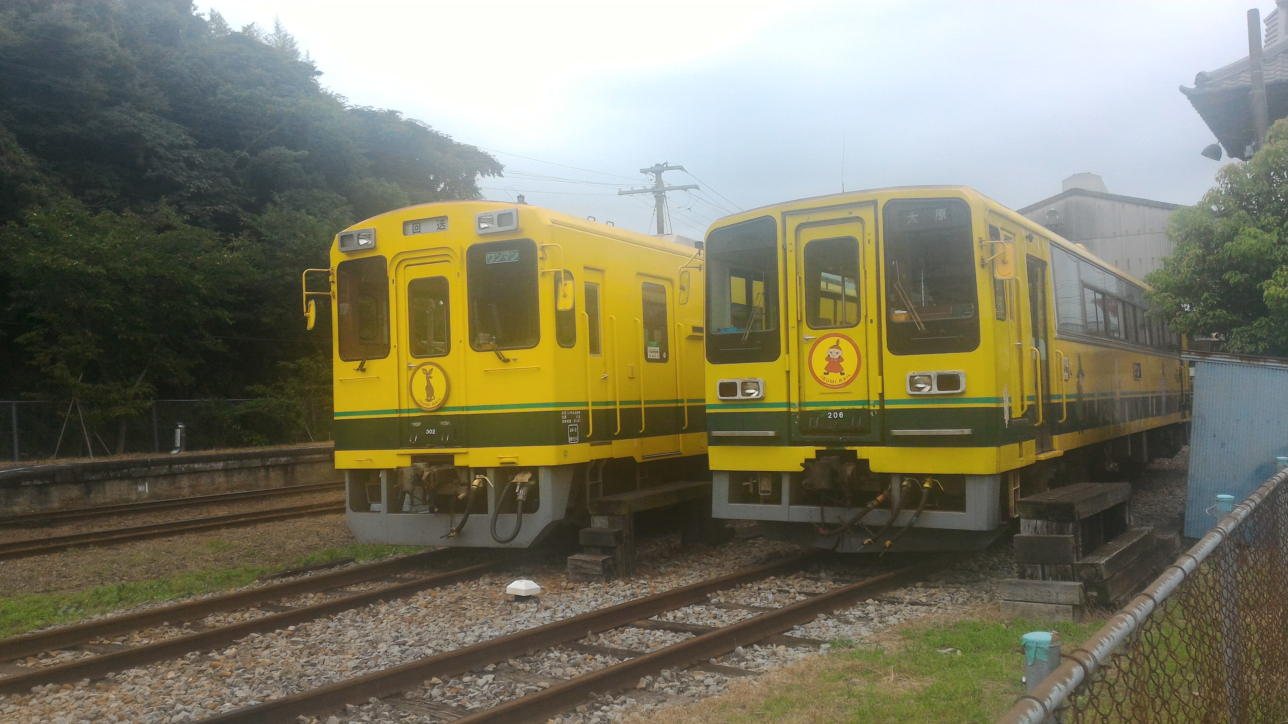 Perjalanan Unik Dengan Kereta Api Antik Di Isumi Railway